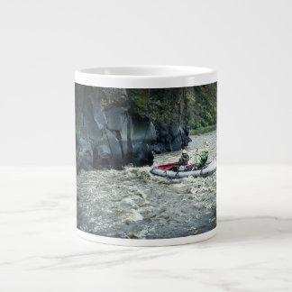 Rafting the Deschutes River Giant Coffee Mug