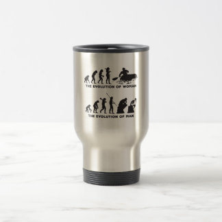 Rafting Travel Mug