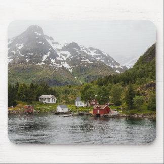 Raftsund - Norway Mouse Pad