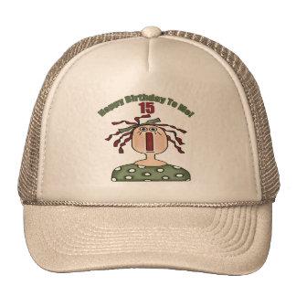 Rag Doll 15th Birthday Gifts Trucker Hat