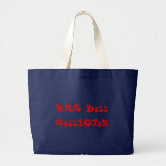 Rag Doll Collector bag tote