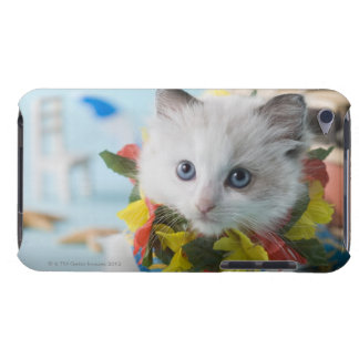Rag Doll Kitten and Summer Vacation Case-Mate iPod Touch Case