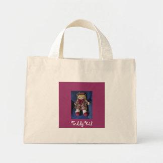 Rag Doll multiple children's items Canvas Bags