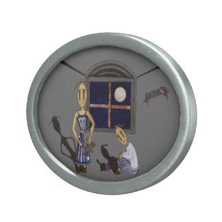 Rag Dolls - Light of the Moon Belt Buckle