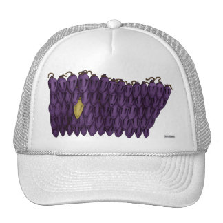 Rag Dolls - Stand Out with a Smile Mesh Hats