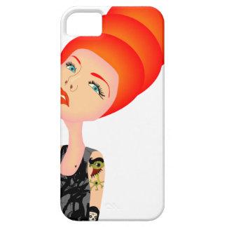 Rag Mag Close Up iPhone SE/5/5s Case