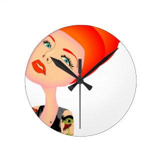 Rag Tat Clock