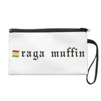 Raga Muffin Wristlet