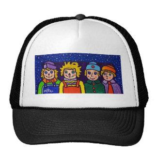 Ragady Friends by Piliero Trucker Hat