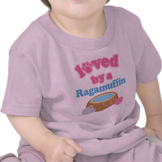 Ragamuffin Cat Breed Loved By A Gift Tshirts