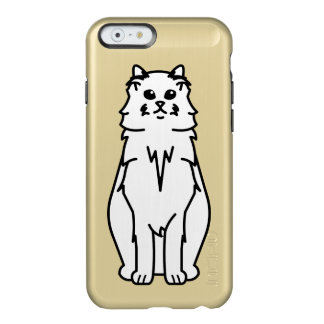 Ragamuffin Cat Cartoon Incipio Feather Shine iPhone 6 Case