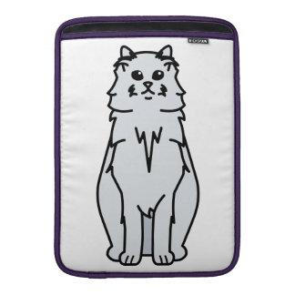 Ragamuffin Cat Cartoon Sleeves For MacBook Air