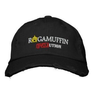 Ragamuffin Evolution Cap Embroidered Baseball Cap