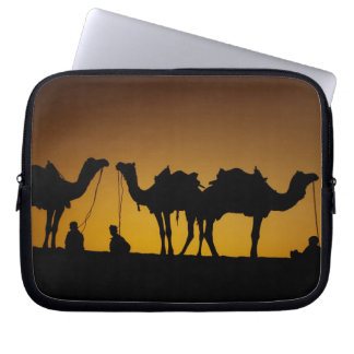 Ragasthan, India, Indian sub-continent, Young Laptop Sleeve