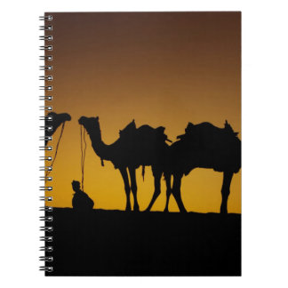 Ragasthan, India, Indian sub-continent, Young Spiral Notebook