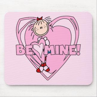 Ragdoll Be Mine Valentine Mouse Mats
