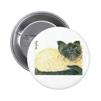 Ragdoll Cat 2 Inch Round Button