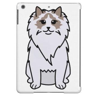 Ragdoll Cat Cartoon Case For iPad Air
