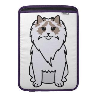 Ragdoll Cat Cartoon Sleeve For MacBook Air