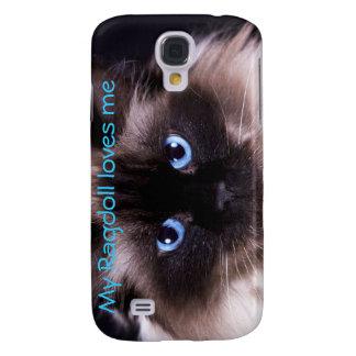 Ragdoll cat Iphone cover