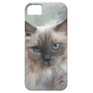 Ragdoll Cat iPhone SE/5/5s Case