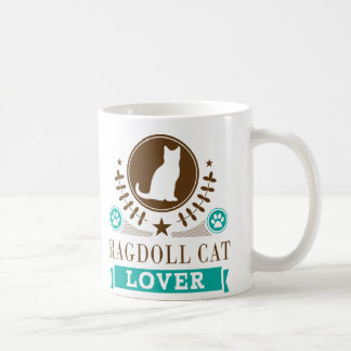 Ragdoll Cat Lover Coffee Mug