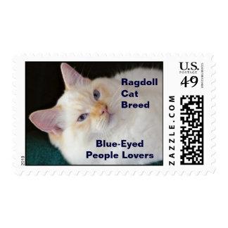 Ragdoll Cat Postage