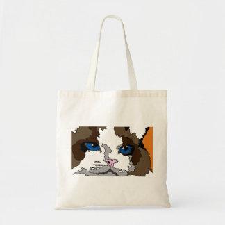 Ragdoll Cat Tote Bag
