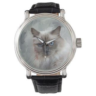 Ragdoll Cat Watches