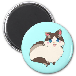 Ragdoll for Life Magnet