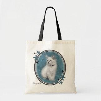 Ragdoll kitten bag