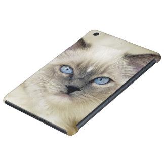 Ragdoll kitten iPad mini covers