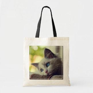 Ragdoll Kitten Tote Bag