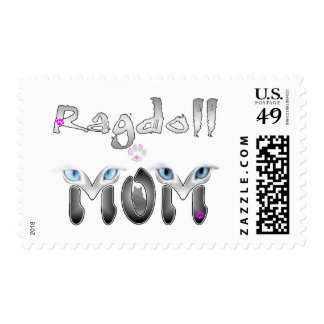 Ragdoll Mom Gifts Postage