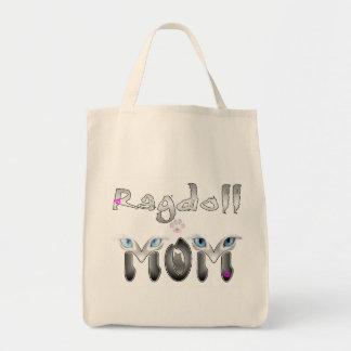 Ragdoll Mom Gifts Tote Bag