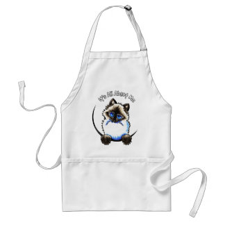 Ragdoll Ragamuffin Its All About Me Apron