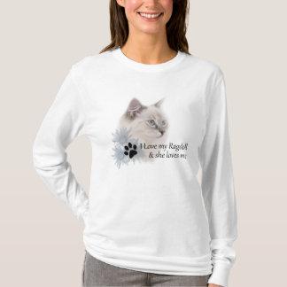 ragdoll t-shirt