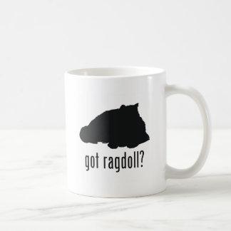 Ragdoll Taza De Café