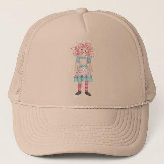 Ragdoll Trucker Hat