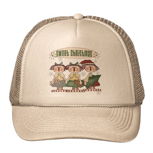 Ragdolls Sweet Christmas Tshirts and Gifts Trucker Hats