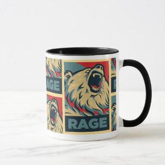 Rage Bear For President (Mug) Mug
