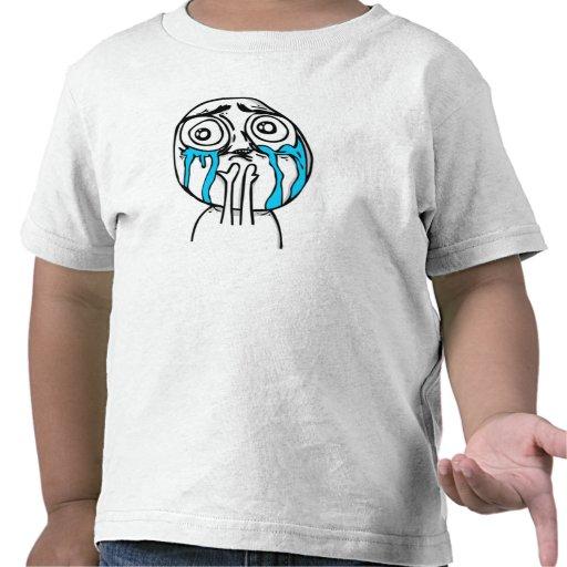 Rage Cuteness Overload Toddler T-Shirt