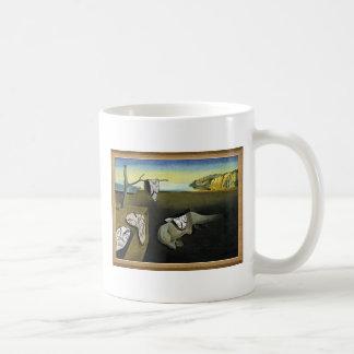 Rage Face Meme Face Comic Art Painting Classic White Coffee Mug