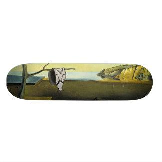 Rage Face Meme Face Comic Art Painting Skateboard