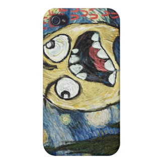 Rage Face Meme Face Comic Classy Painting Cover For iPhone 4