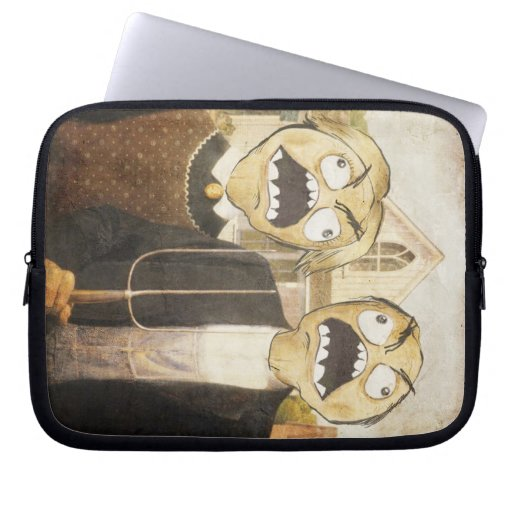 Rage Face Meme Face Comic Classy Painting Computer Sleeve
