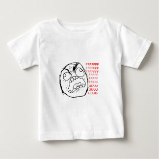Rage Face Original Baby T-Shirt