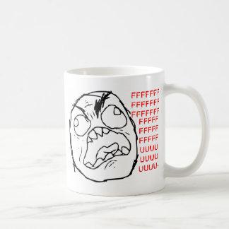 Rage Face Original Coffee Mug
