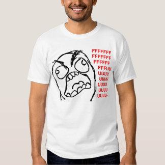 rage face rage comic meme lol rofl shirt