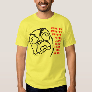 rage face rage comic meme lol rofl t shirt